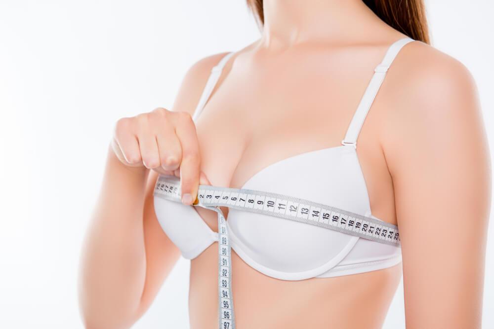 αυξηρική στήθους μεζούρα