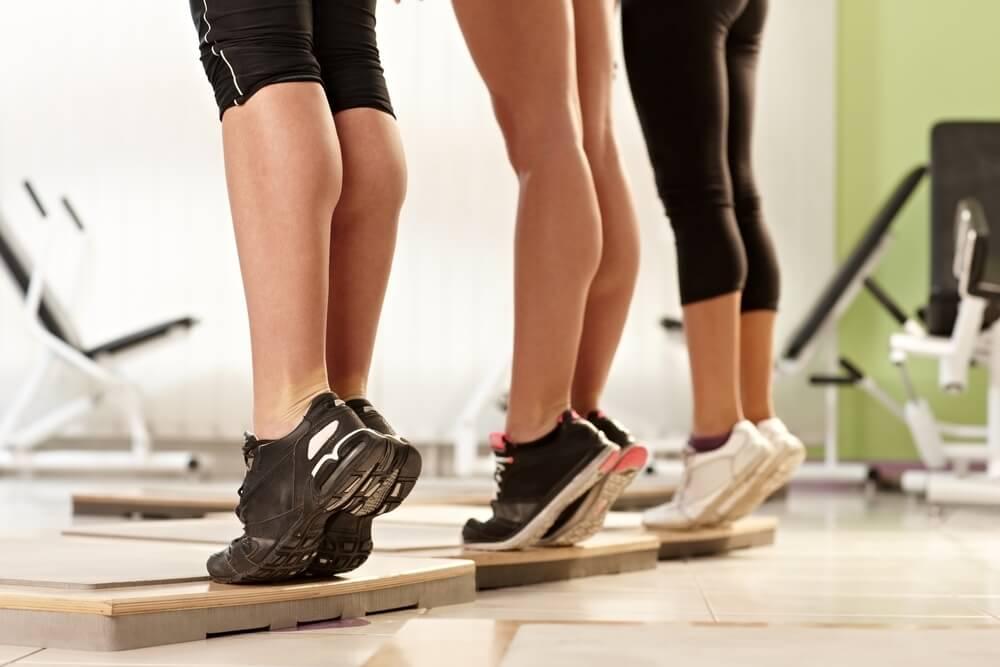γάμπες ασκήσεις leg raise