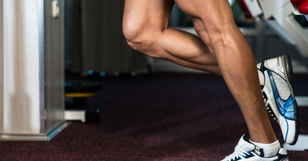 γάμπες ασκήσεις single leg raise