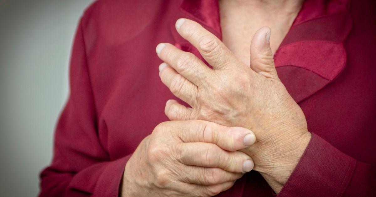 αρθρίτιδα χεριών αντιμετώπιση πόνος