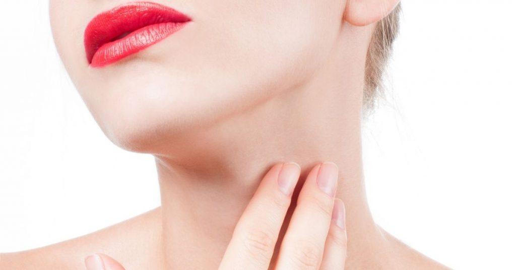 Χαλάρωση λαιμού: 2+1 θεραπείες αντιμετώπισης